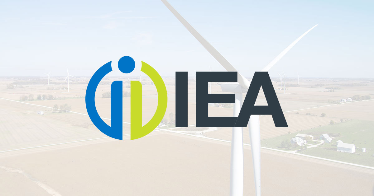 IEA Renewable Energy logo